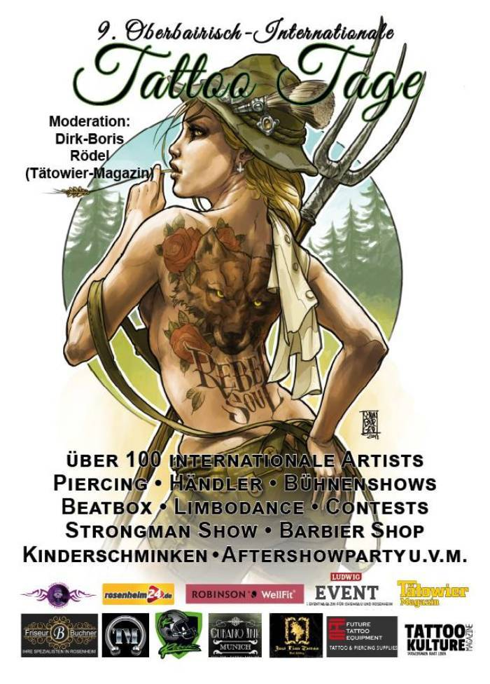 tattoo körperkunst bayern
