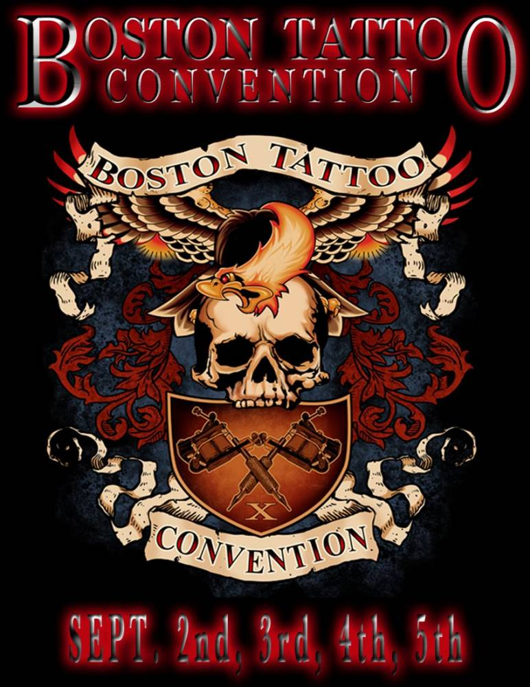 10th boston tattoo convention tattoofilter for Tenth street tattoo