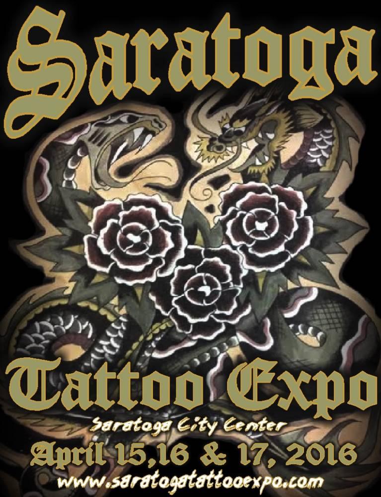 Saratoga tattoo