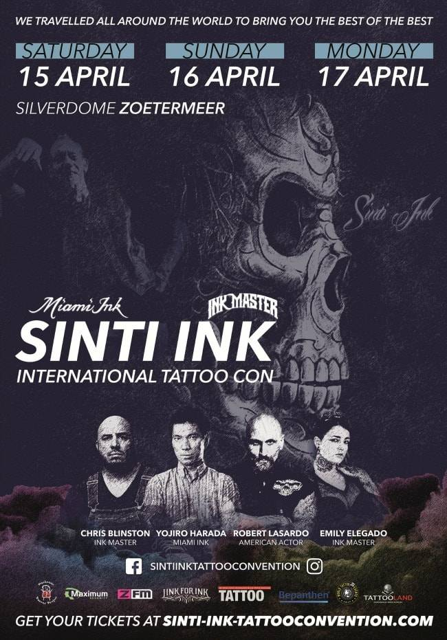 1st Sinti Ink International Tattoo Convention Tattoofilter