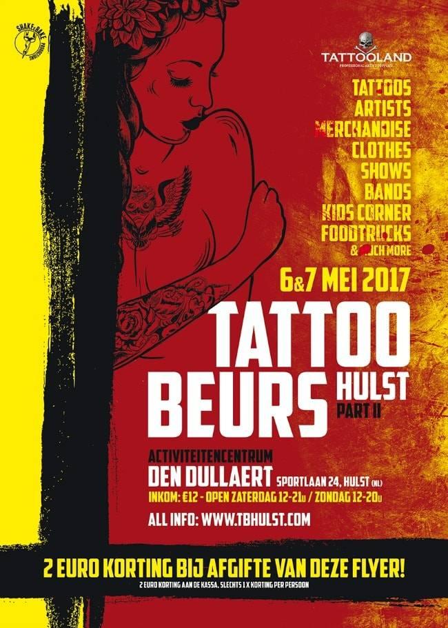 Tattoo Beurs Hulst Tattoofilter