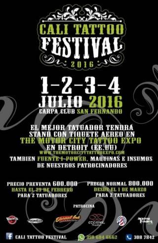 Guadalajara Tattoo Convention 2018 tattoo events in valle del cauca department