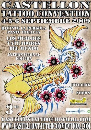 3rd castell n tattoo convention tattoofilter for La tattoo convention