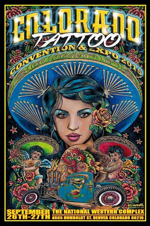 2nd colorado tattoo convention tattoofilter for Tattoo convention 2017 denver