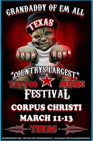 Tattoo events in corpus christi for Tattoo corpus christi