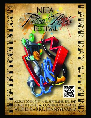Tattoo events in Wilkes-Barre