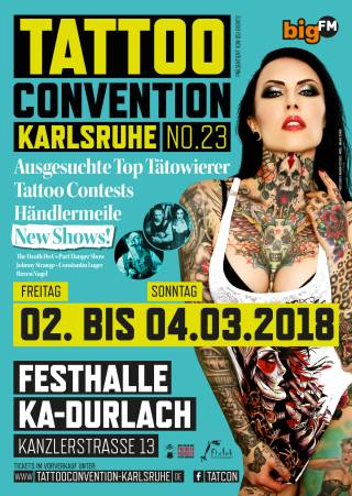 Tattoo events in Germany