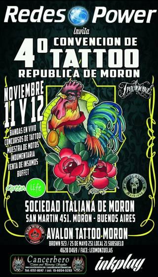 Eventos De Tatuajes En La Provincia De Buenos Aires