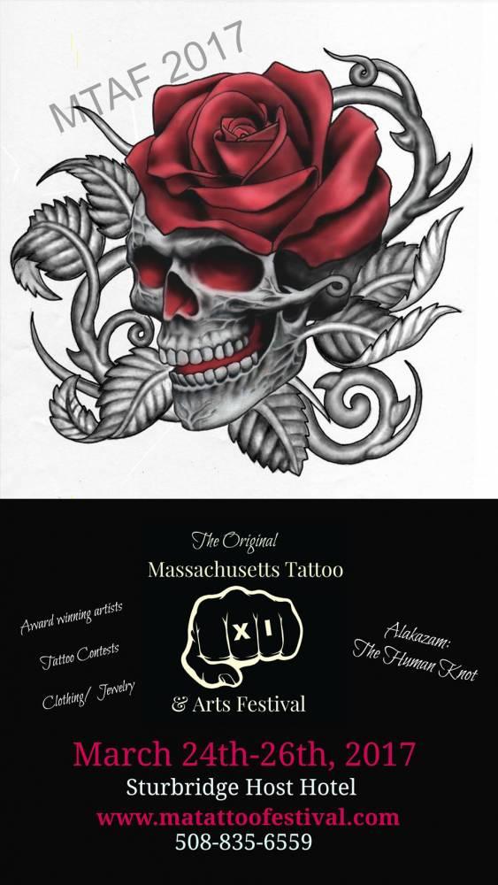 11th massachusetts tattoo art festival tattoofilter for Best tattoo artists in massachusetts