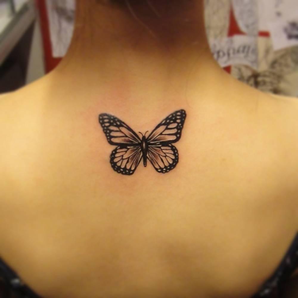 Tatuajes De Mariposas Tattoofilter