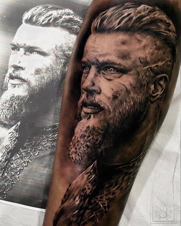 ragnar lodbrok tattoos tattoofilter