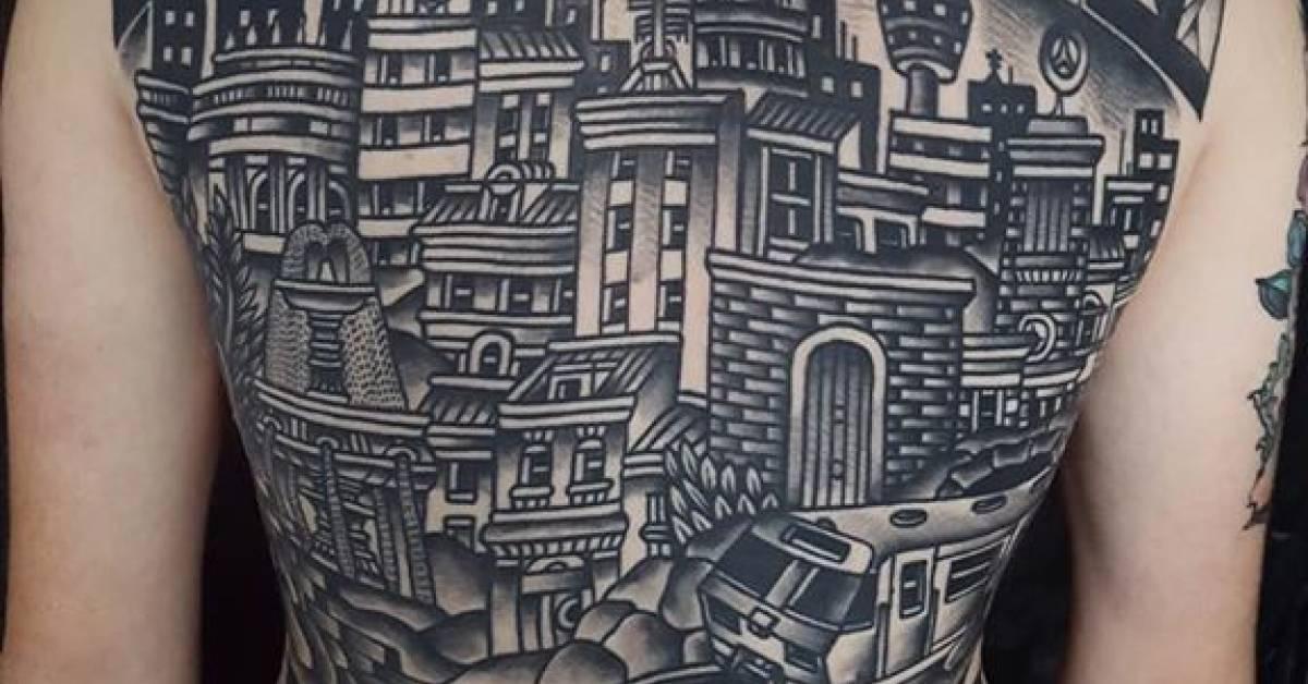 Tattoo Stuttgart