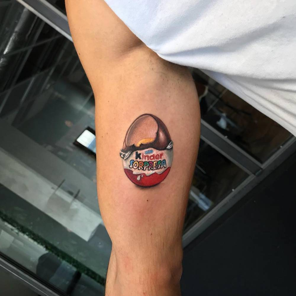 Kinder Surprise Tattoos Tattoofilter
