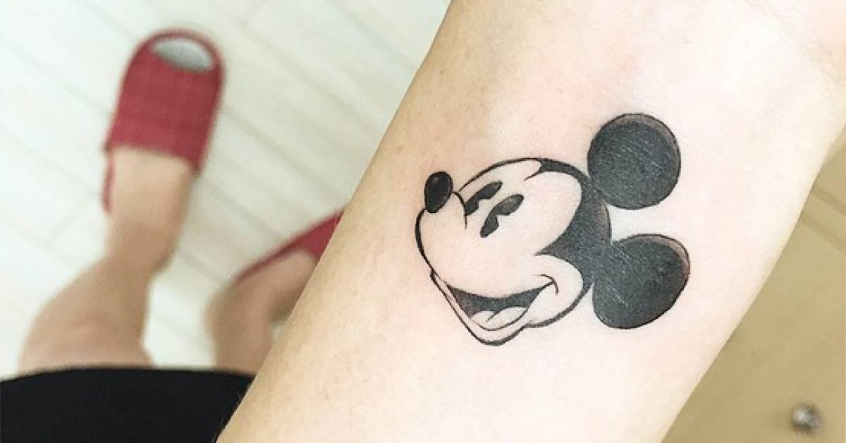 Tatuajes De Personajes De Disney Tattoofilter