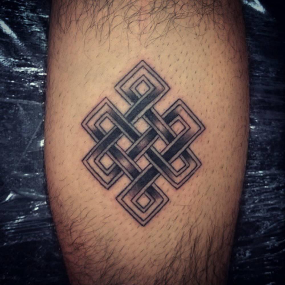 Eternal Knot Symbols Wiring Diagrams