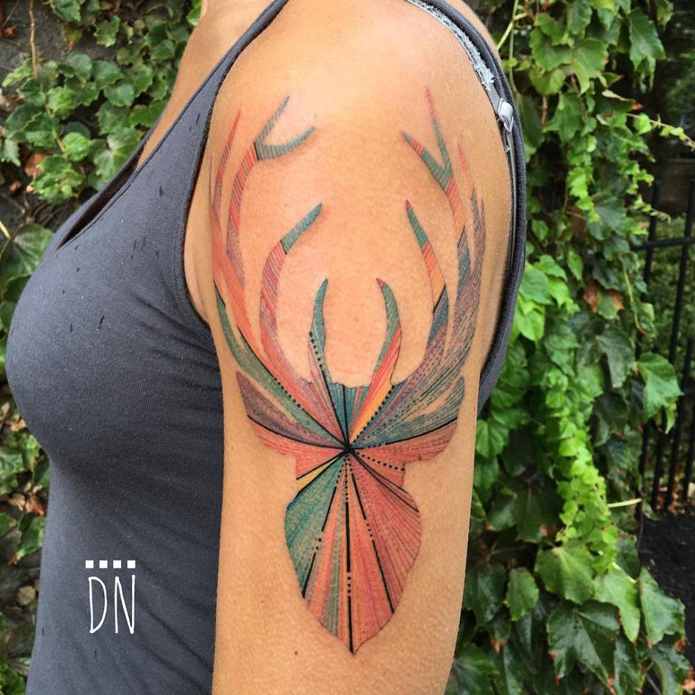 Pulsar map/elk bust for Katie from detroit