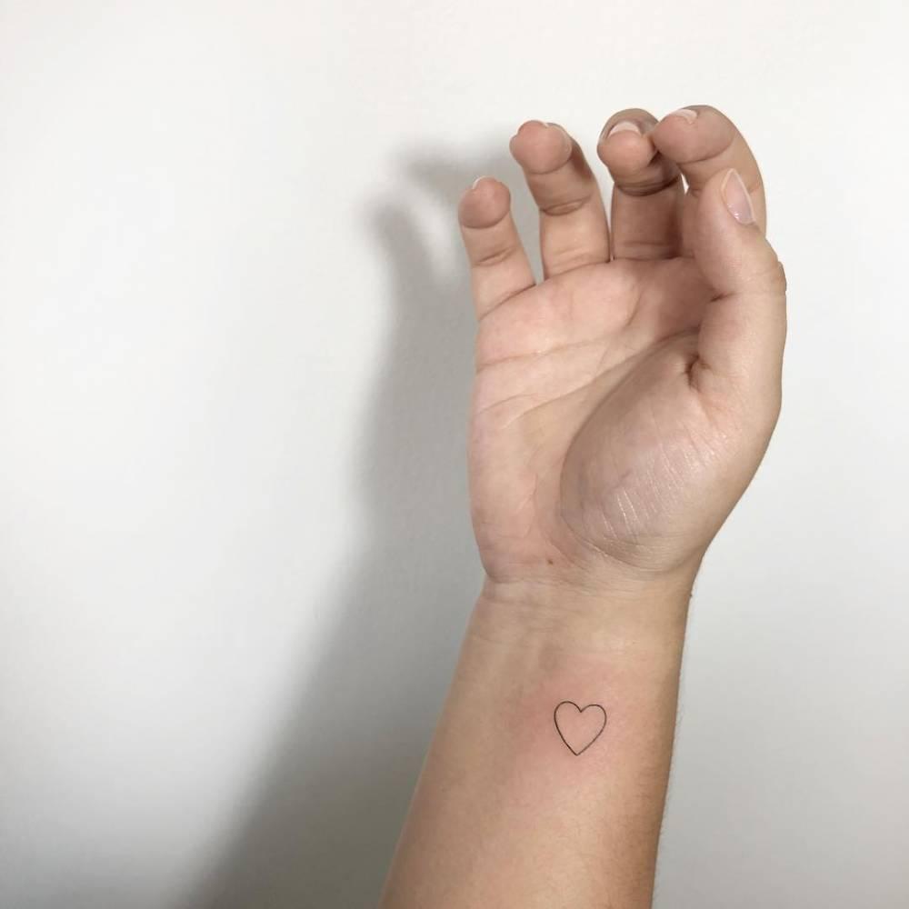Corazón, hecho en Bucaramanga.