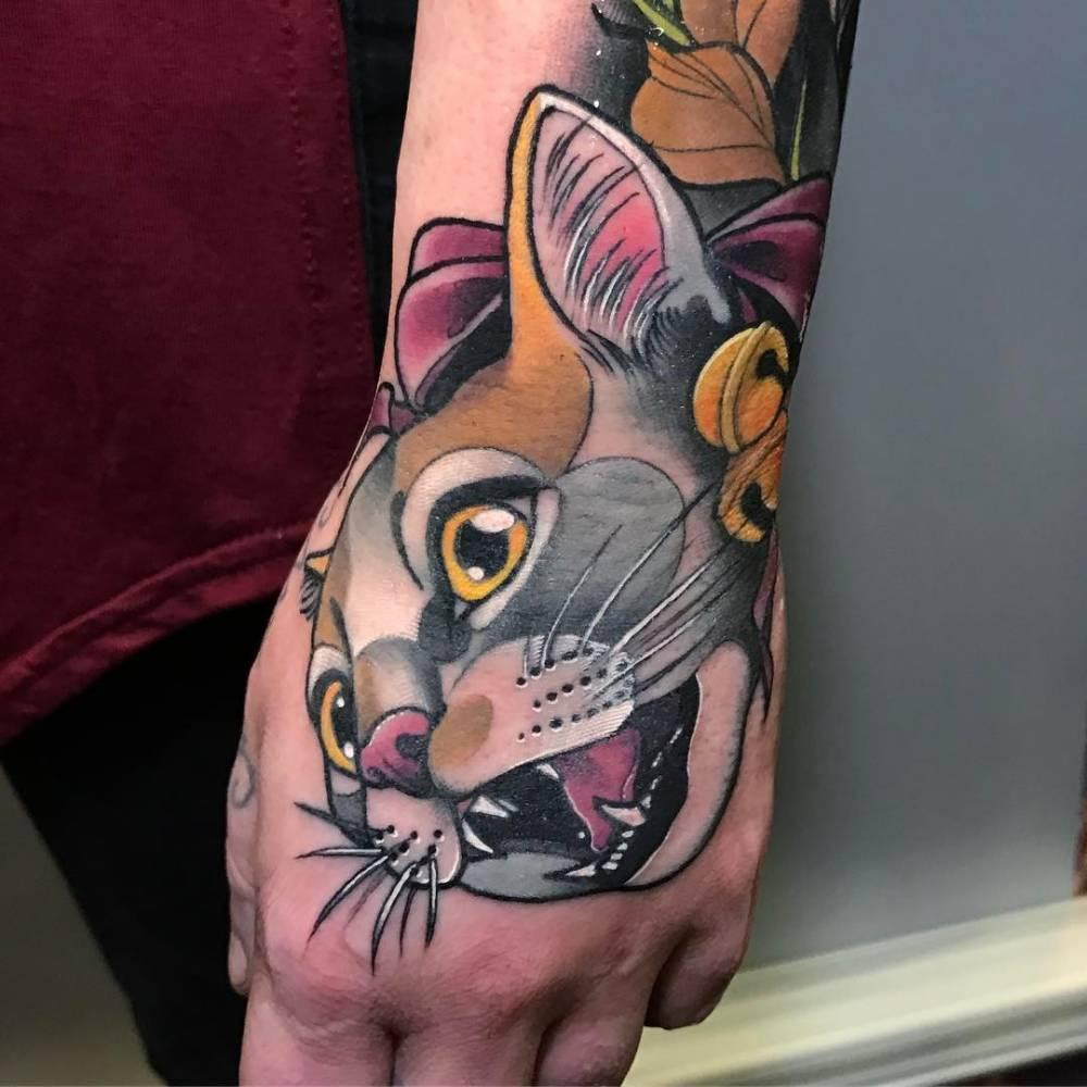 Tattoo Styles: Neotraditional Tattoos