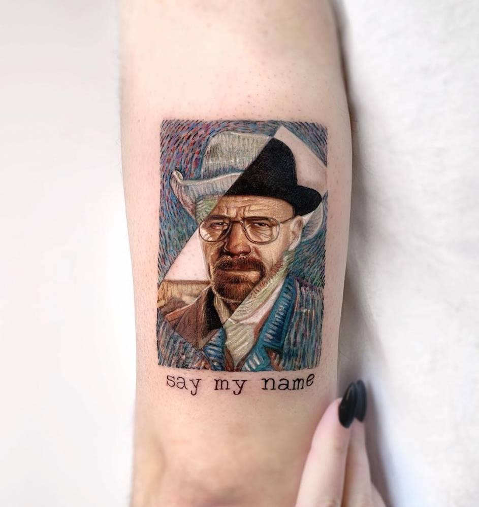Heisenberg & Van Gogh ?????