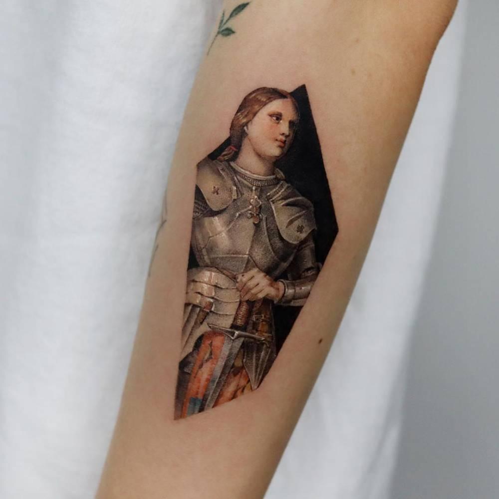 Jeannee d'Arc