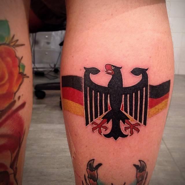 Deutschand Tattoo