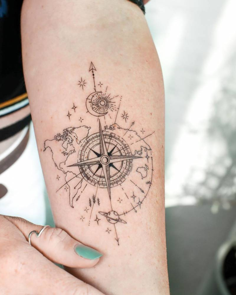 Be your own compass