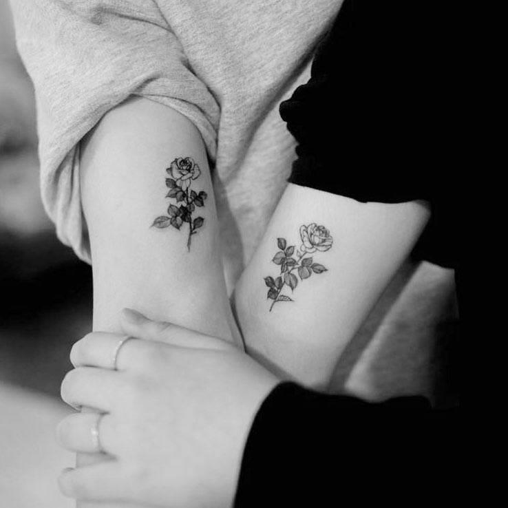 Tatuajes De Mejores Amigas Tumblr Sfb