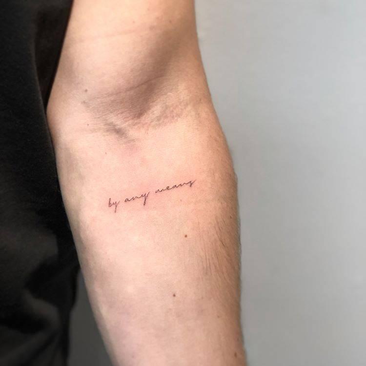 Inspiring Self-Esteem and Self-Love Tattoos