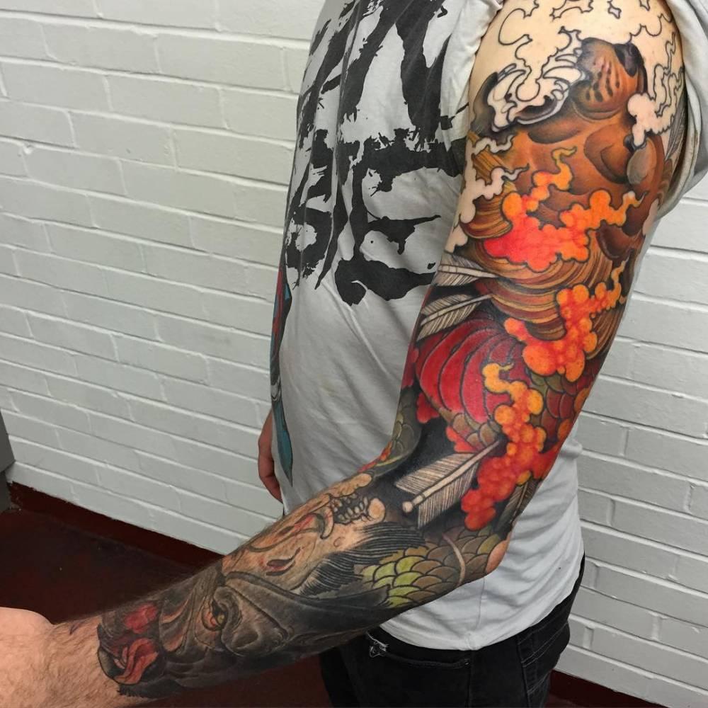 Neo Traditional Tattoo Neo Tradicional T Tatuagem