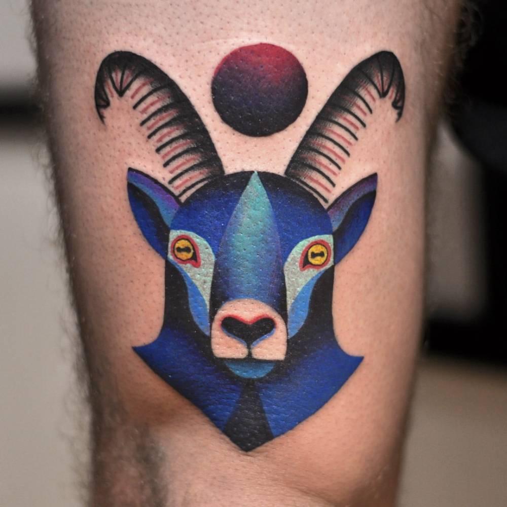 Alpine Ibex ?