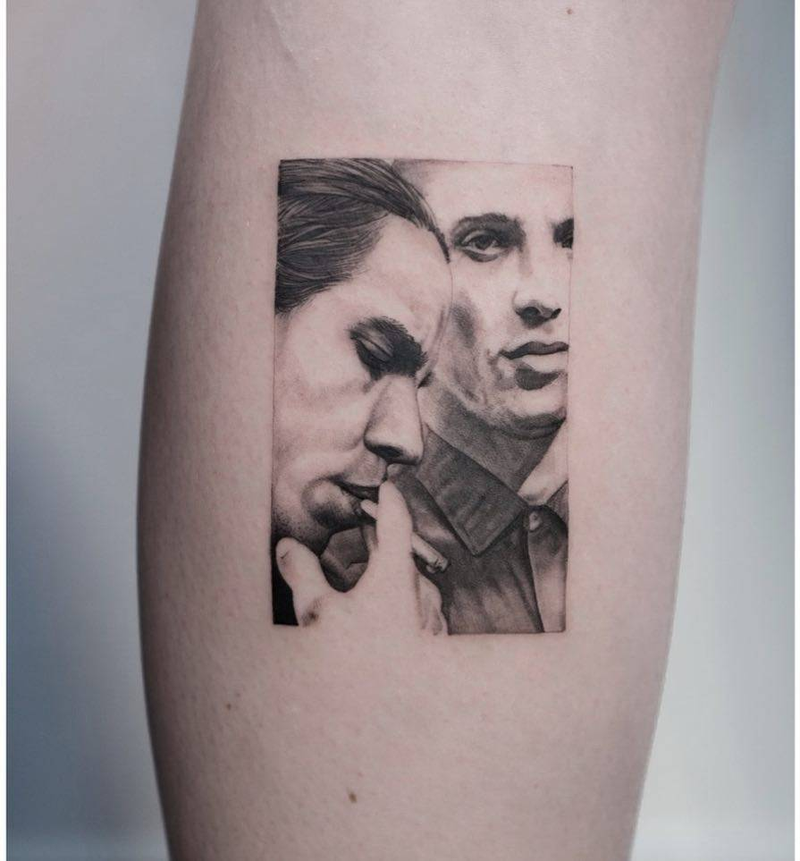 Tattoos meaning frusciante john John Frusciante's
