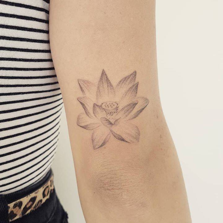Lotus flower for Debbie, thank you!